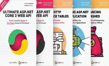 [Книга] Ultimate ASP.NET Core 3 Web API