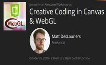 Креативное программирование в Canvas и WebGL