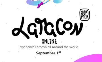 LARACON Online  2021 (Лето)