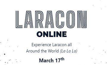 Laracon Online 2021