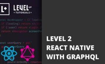 Level 2 - React Native с GraphQL