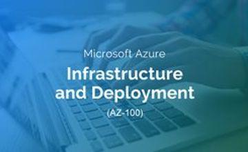 Microsoft Azure Инфраструктура и Развертывание - Экзамен AZ-100