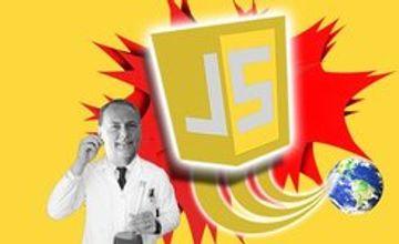 Монстр JavaScript Курс - 50+ проектов и приложений