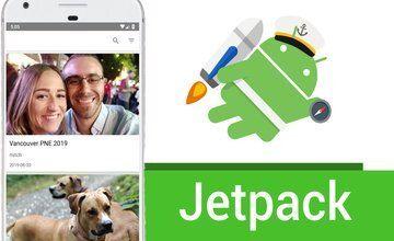 Мощные приложения Android с архитектурой Jetpack