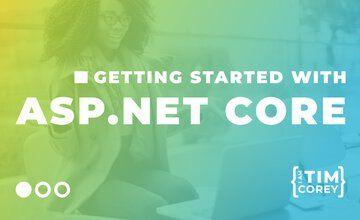 Начало работы с ASP.NET Core