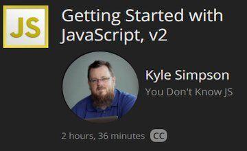 Начало работы с JavaScript, v2