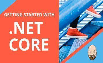 Начало работы с .NET Core
