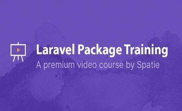 Научитесь создавать пакеты Laravel - Laravel Package Training