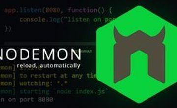 Непрерывная интеграция (Continuous Integration) в Node.js используя nodemon