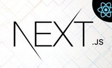 Next.js с React и Node - красивое приложение-портфолио
