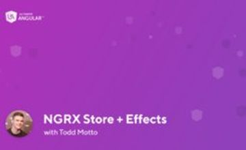 NGRX Store + Effects