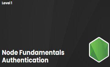 Node, Основы аутентификации