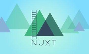 Nuxt.js - Vue.js на стероидах (Maximilian Schwarzmüller)