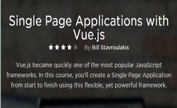 Одностраничные приложения с Vue.js