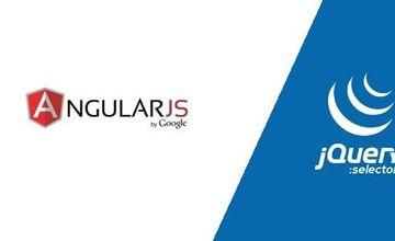 Переход с jQuery на AngularJS