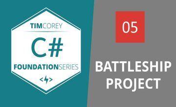 Основы C#: Battleship Project