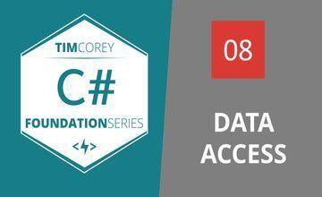 Основы C#: доступ к данным