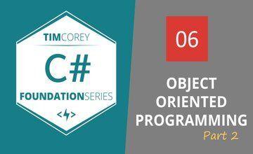Основы C#: объектно-ориентированное программирование, часть 2