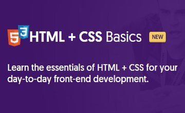 Основы HTML + CSS