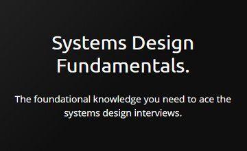Основы проектирования систем