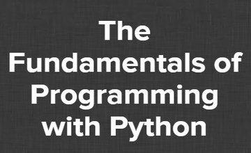 Основы программирования на Python