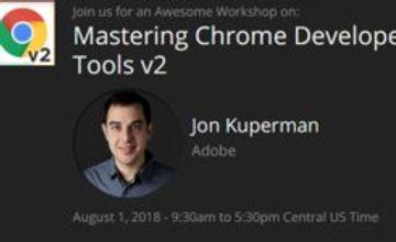 Освоение Chrome Developer Tools v2