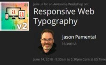 Отзывчивая веб-типография