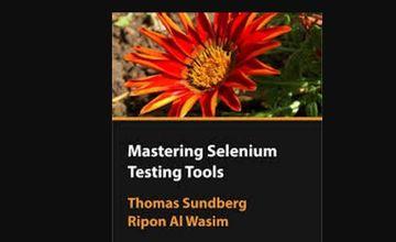 Освоение средств тестирования Selenium