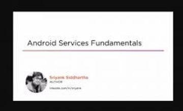 Основы служб (сервисов) Android