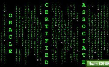 Подготовка к сертификации Java 8, Oracle Certified Associate