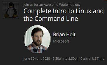 Полное введение в Linux и командную строку