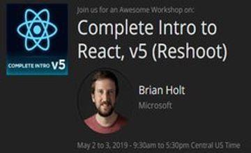 Полное введение в React, v5 (Reshoot)