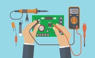 Базовый курс по электричеству и электронике