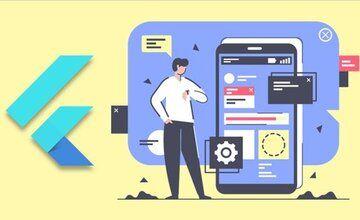 Полный Flutter UI мастер-класс | iOS и Android в Dart