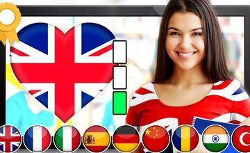 Полный курс английского языка: Изучение английского языка | Beginners