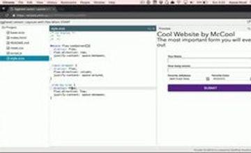 Повторное использование стилей Flexbox с помощью миксинов Sass