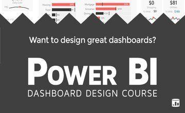 Power BI: Видеокурс по разработке дашборда