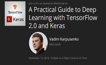 Практическое руководство по глубокому обучению с TensorFlow 2.0 и Keras