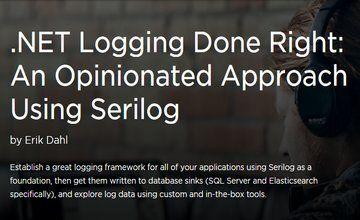Правильное ведение логов в .NET: подход с использованием Serilog