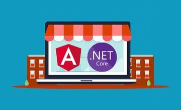Приложения для электронной коммерции с .Net Core и Angular