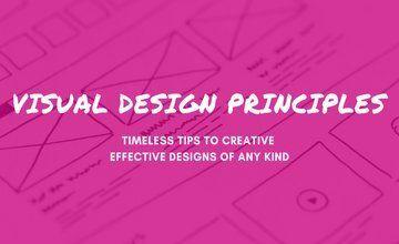 Принципы визуального дизайна и лучшие практики