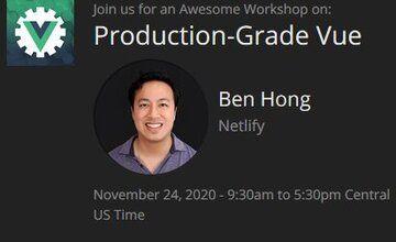 Production-Grade Vue