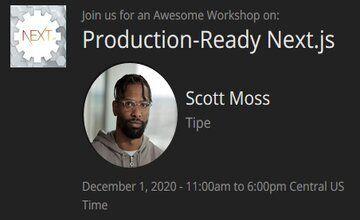 Production-Ready Next.js