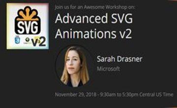 Продвинутая SVG Анимация v2