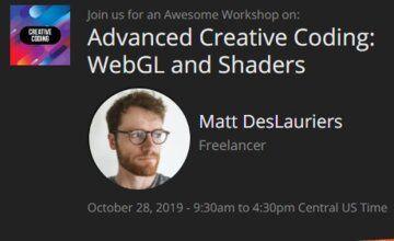 Продвинутое креативное программивароние: WebGL и Shaders