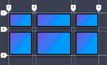 Продвинутый CSS Grid - Создание четырех адаптивных веб-сайтов