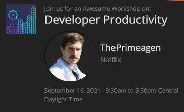 Производительность разработчика