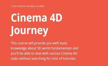 Путешествие с Cinema 4D