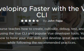 Разрабатывайте быстрее с помощью Vue CLI