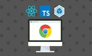 React и TypeScript: Разработка Расширений для Chrome